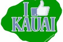 Kauai, Hawaii / Pics of The Garden Island / by Chuck Lasker