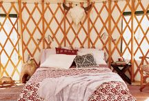 Yurts and Writing Havens