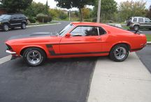 Mustang 1969 Boss 302