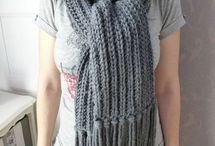 Tricot - crochet - couture