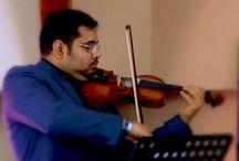 Violin performance / Violin performance by Ali Golroo