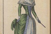 Magazin de modes XVIII i XIX wiek