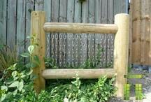 Sensory garden/ playground