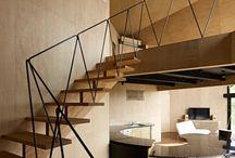 Interiores - Escadas