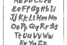 vector fonts