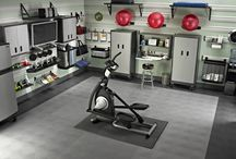 home gym / by Cheryll Anne