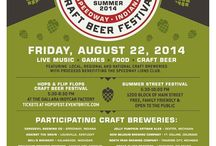 Hops and Flip Flops / Craft Beer Event