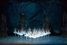 Ballet: El Lago de los Cisnes