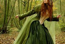 Womens Medieval Fashion