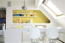 Retro kitchens / Step back in time for some real style treats