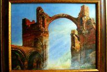 Festményeim / olajfestményeim