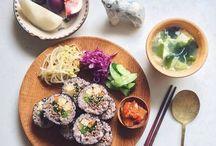Recipe:テーブルコーティネイト、盛り付け ヒント
