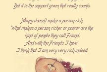 Freundschaft/Friendship