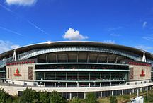 The Emirates / by FootballStop.co.uk