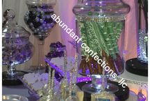 Abundant Confections, LLC / Candy and Dessert Tables