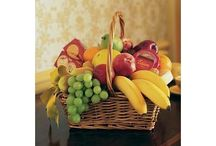 tradisional fruit basket