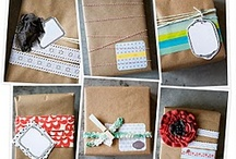 Wrapping Ideas / by Maartey Babies