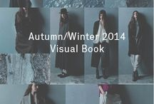 AW'14 Visual Book / Autumn Winter 2014 Visual Book