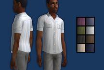 Sims 2 Clothing- AM/TM/EM