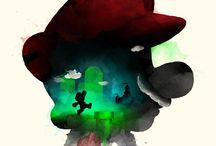 Super Mario / Pics of the Super Mario universe