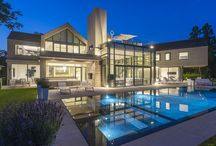 Modern Luxury, East Hampton / A trophy house we built in the estate section of East Hampton, NY