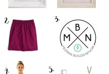 Style Trends / by Jennifer Vanderbeek