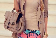 Cute outfits / by Jennifer Fay-Taber