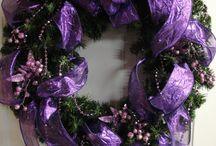 Purple christmas Lila karácsony / Christmas