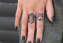 piercings and tats
