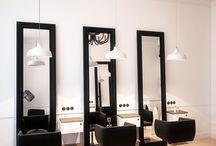 Salon indretning