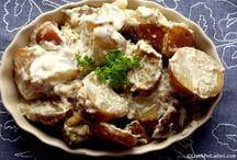 Crockpot potatoes