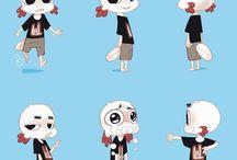 character cartoon design