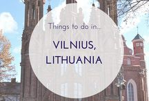 Lithuania / Things to do, places to see, pictures to take... in Lithuania!
