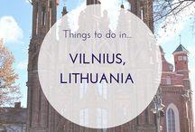 Vilnius & Lithuania