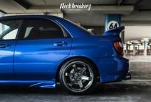Neck Breakerz / Car Photography