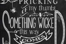 Chalkboard Ideas / by Catrina McDonald
