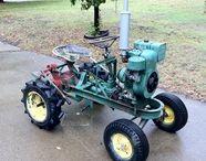 tractors self build