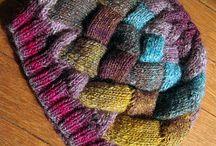 Vêtements croisés laine
