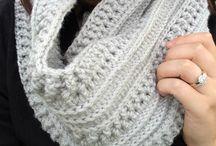 crochet snood