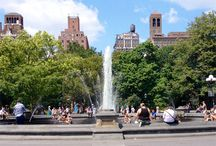Seen Around the Square / Highlighting just a few of the many sights and sounds of Washington Square Park / by NYU Stern