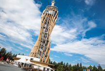 wieże widokowe