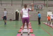 handball trening