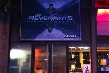 Canal+ lancement presse Les Revenants  / Canal+ : Les Revenants