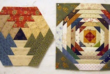 Patchwork / Paper piecing