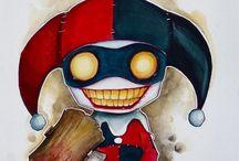 Harley and Mr. J / by Beth Lusk