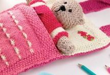 Knit Doll Patterns / http://www.edithgracedesigns.com