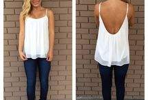 Fashion / Casual woman outfits..