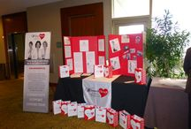 WomenHeart Activities / My fave organization - WomenHeart.org and various activities/involvement/engagement on behalf of the 42 million women in our great country who are living with or at risk of heart disease. / by Vicky Lynde