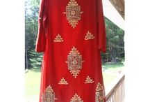 Women's Clothing / Get beautiful handmade women's clothing offered by Gopooja.