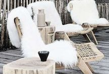 winter Outdoor Cafe